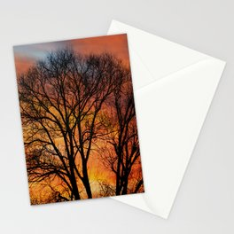 TRACERY Stationery Cards
