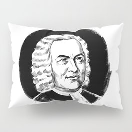 Johann Sebastian Bach Pillow Sham