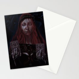Evanora, the fate weaver  Stationery Cards