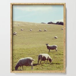 Sheep Serving Tray