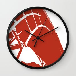 Ironbridge [Ruby] Wall Clock