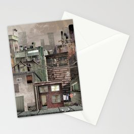 Home is where your heart is. Stationery Cards