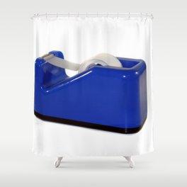 Tape Dispenser Shower Curtain
