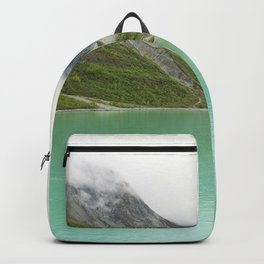 Pristine Alaska Glacier Bay National Park Backpack