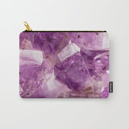 Sugar Plum Fairy Crystals Carry-All Pouch