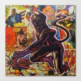 Nightrawler Canvas Print