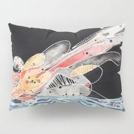 Meteoroid Pillow Sham