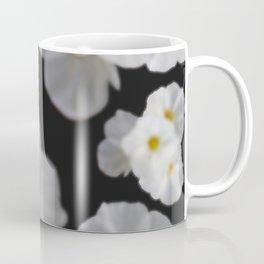 Dreaming white blossom flower Coffee Mug