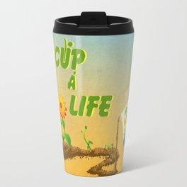 Cup á life Travel Mug