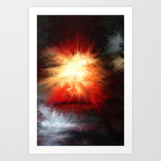 Magical Mystery Art Print