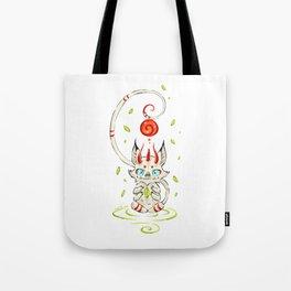 Little Monster 2 Tote Bag