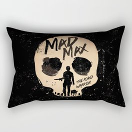 Mad Max the road warrior art Rectangular Pillow