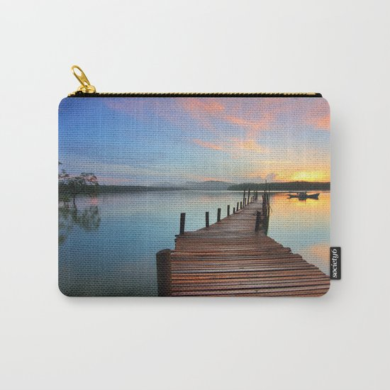 Sunset 2 Carry-All Pouch