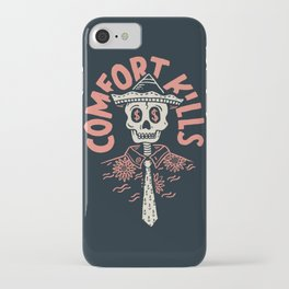 Comfort Kills iPhone Case