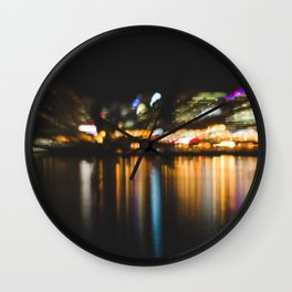 Halifocus Wall Clock