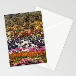 Some neighbourhood called flower Stationery Cards