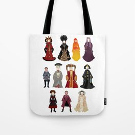 Queen's Closet Tote Bag