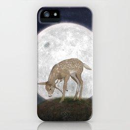 Night Deer iPhone Case