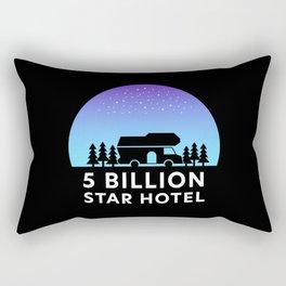 Motorhome: The 5 Billion Star Hotel Gift Rectangular Pillow