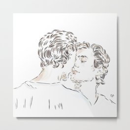 Isak Even Metal Print