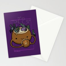 Food Series - Chowder Bread Bowl Stationery Cards