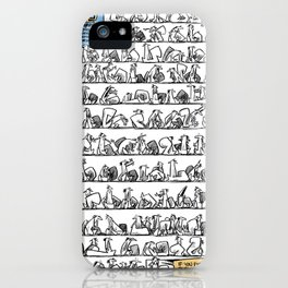 100 Squirrels... no meaning iPhone Case