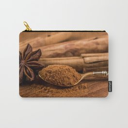 Seasonal Spice Carry-All Pouch