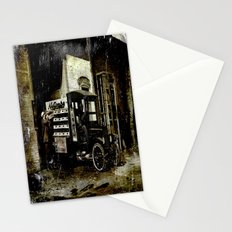 NuGrape Delivery Truck Stationery Cards