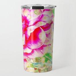 Floral theme [spring bollywood) Travel Mug