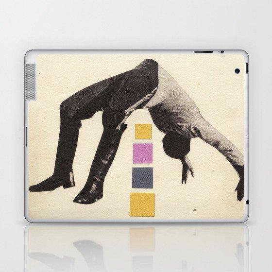 High Jump Laptop & iPad Skin