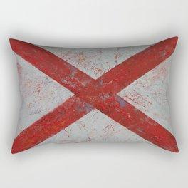Alabama Rectangular Pillow
