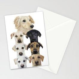 Mimi family by miart Stationery Cards