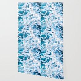 Perfect Ocean Sea Waves Wallpaper