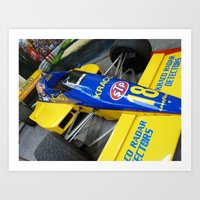 f1 Art Prints featuring F1 by Jack Cookson Photography