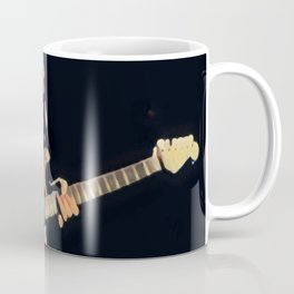 Stevie Ray Vaughan - Graphic 2 Coffee Mug