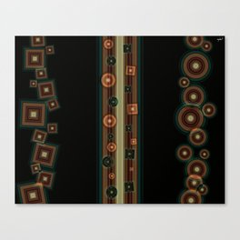 Always Learning #1 Canvas Print