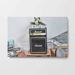 Amplify Metal Print