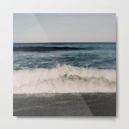 Lake Layer Metal Print