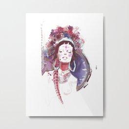Lola Metal Print