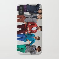 1d iPhone & iPod Cases featuring 1d by Max Jones