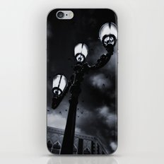 Shadows Are Children of Light iPhone & iPod Skin