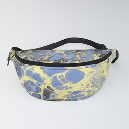 Mellow Yellow (and lavender) Fanny Pack