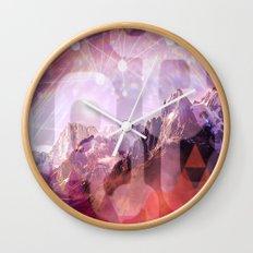 Pure Bliss Wall Clock
