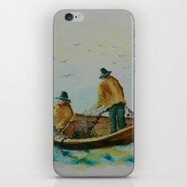 Off The Coast of Newfoundland (Colour) iPhone Skin