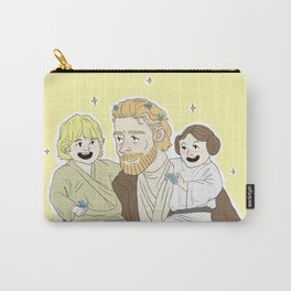 Obi Dad Kenobi Carry-All Pouch