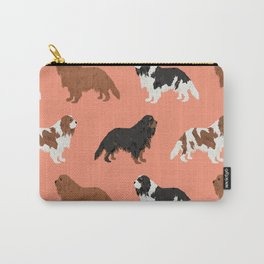 Cavalier King Charles Spaniel must have gift accessories for dog breed owner king charles dog Carry-All Pouch