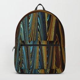 Herbstwald - Muster Backpack