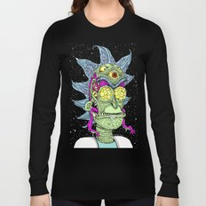 Monster Rick Long Sleeve T-shirt