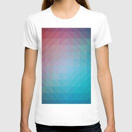 Blend Pixel Color 6 T-shirt