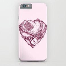 My Locked Heart Slim Case iPhone 6s